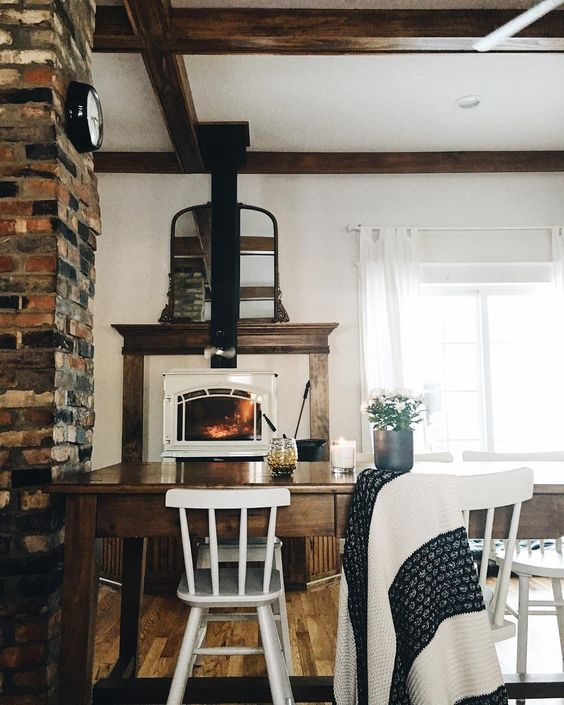 Hygge at Home: Ways to Have a Hygge Kitchen | brit strawbridge