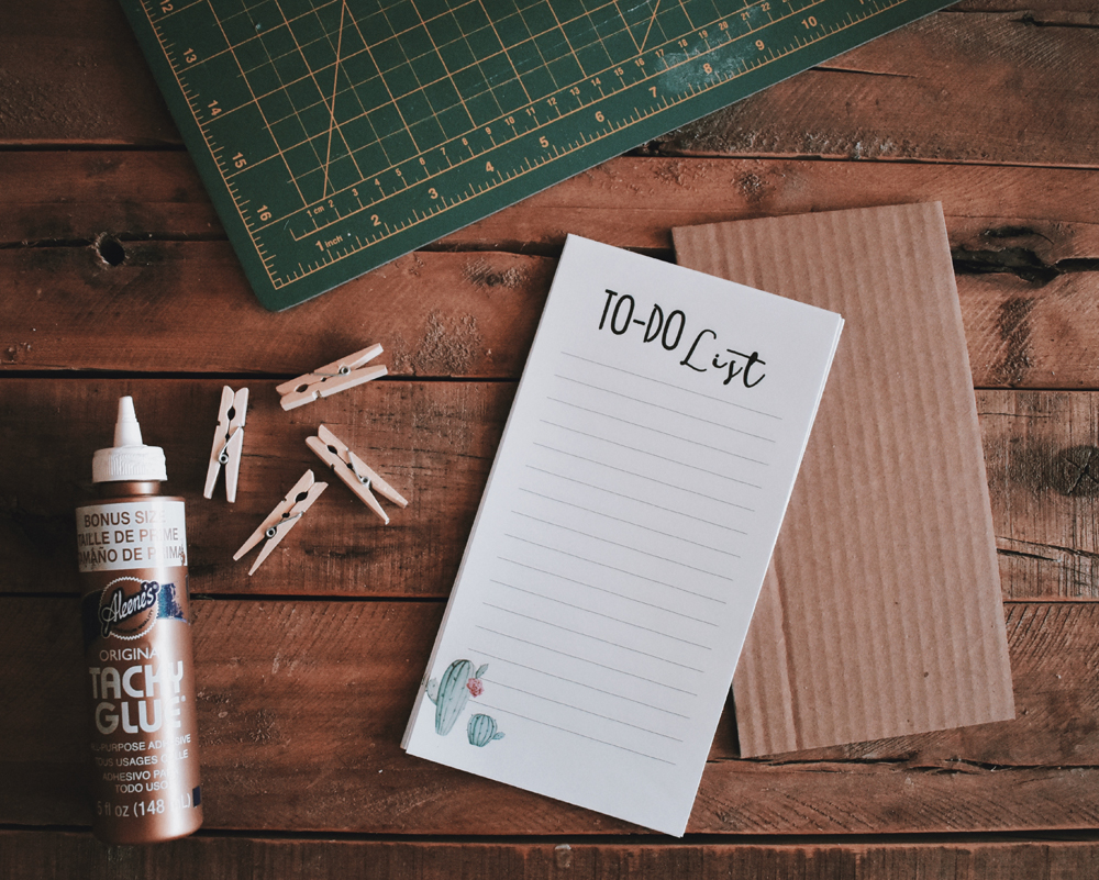 Simple DIY Notepad