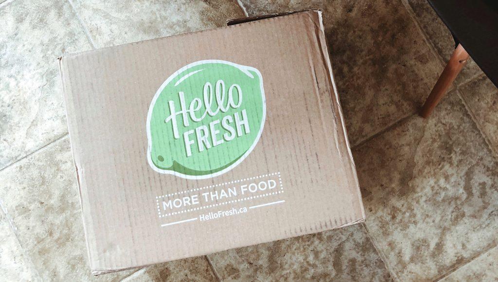 Hello Mama. Hello Fresh.