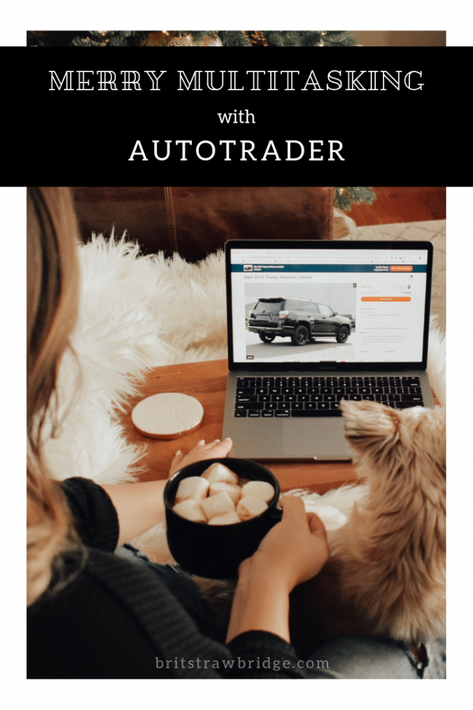 Merry Multitasking with Autotrader #acceleratewithautotrader | britstrawbridge.com