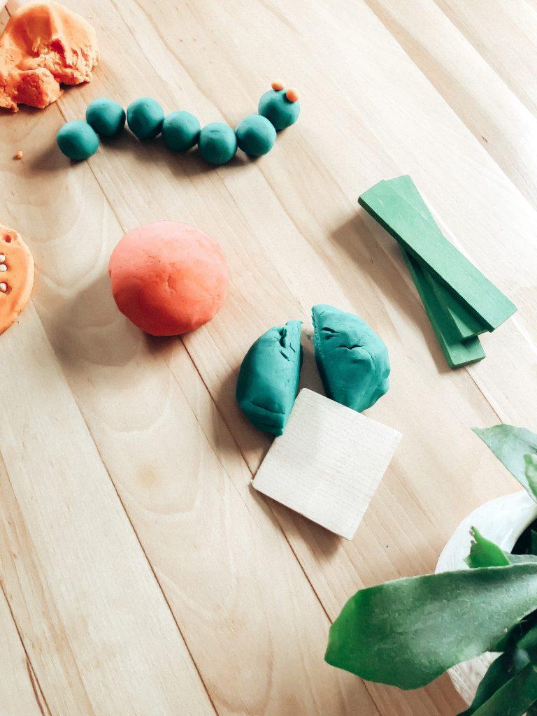 The Best + Softest Homemade Playdough Recipe